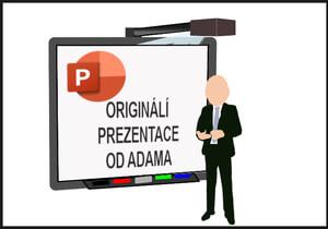 Originální prezentace v MS Office