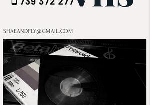 přepis VHS na USB