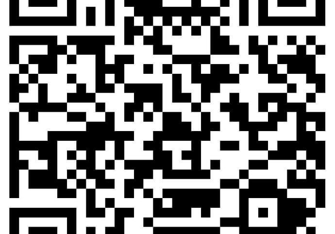 QR kód s platebními údaji