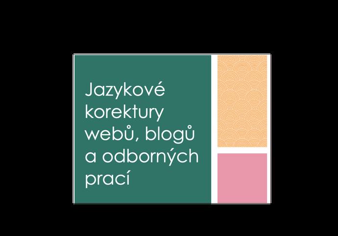 Korektura českých textů