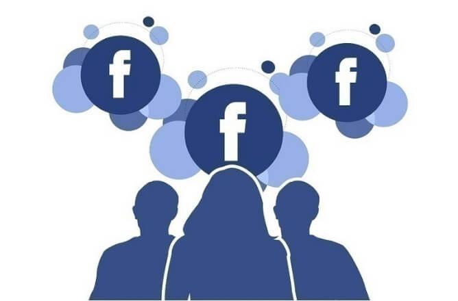 Sdílím obsah svým jménem do FB skupin až pro 1.000.000 lidí