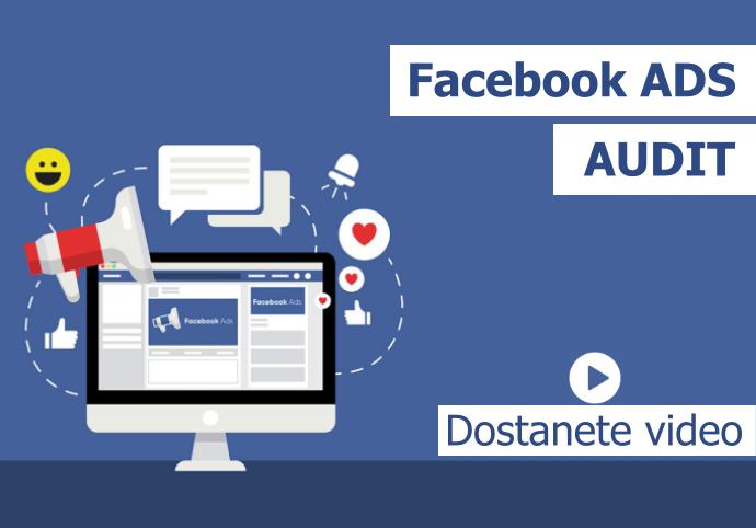 Audit Facebook kampaní