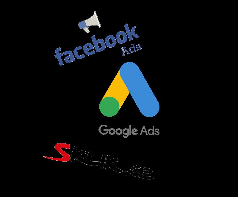 Tvorba a správa PPC kampaní - Adwords, Sklik a FB