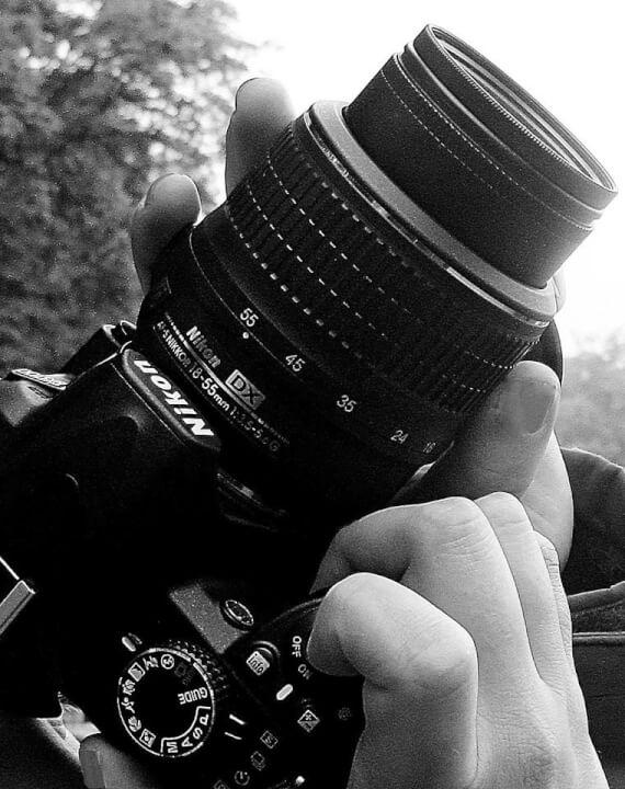 Úprava fotografií ve fotoshopu