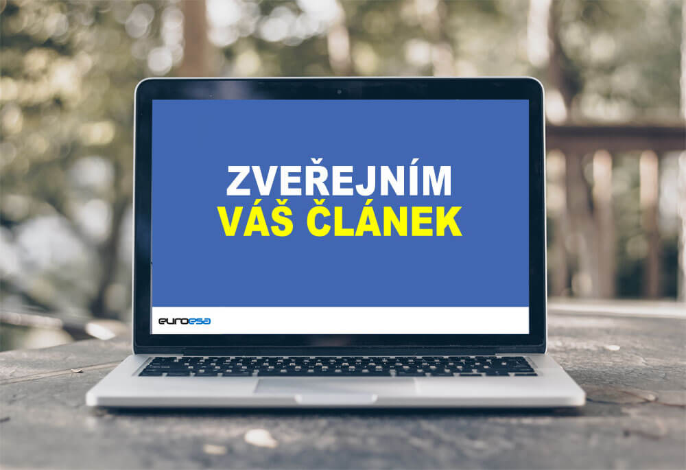 Zveřejním PR článek na Euroesa.com