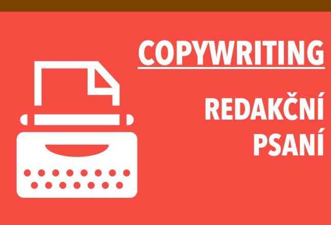 Redakční psaní - texty na míru pro web, marketing, apod.