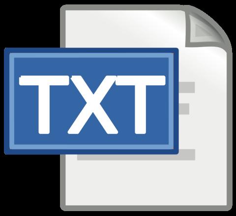 Jednoduchý přepis textu pro Vás