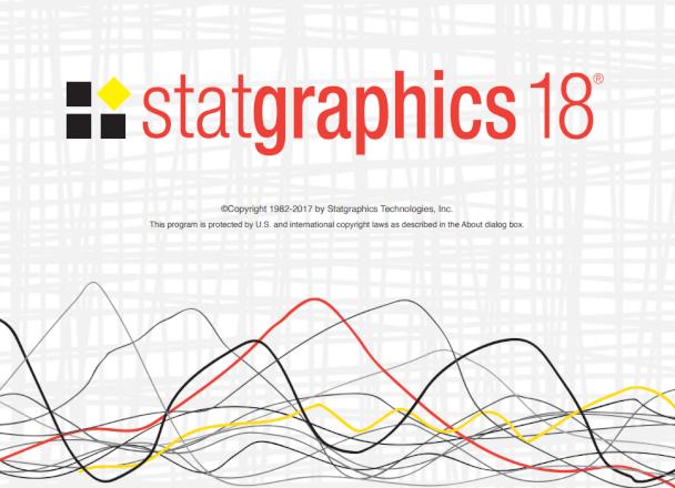 Vypočítám příklady ze statistiky pomocí Statgraphics