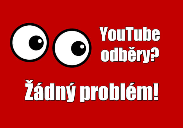 100+ YouTube odběratelů!