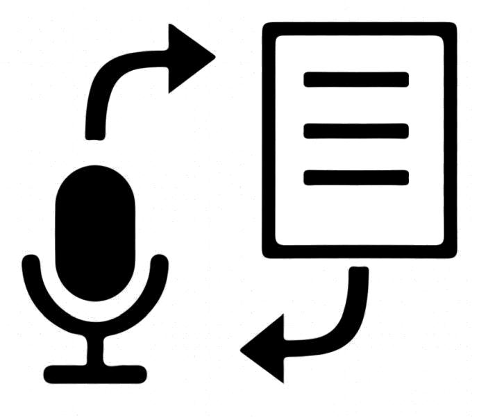 Přepis zvukových nahrávek (AJ)