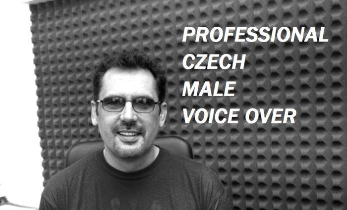 Profesionální voiceover - hlas pro váš spot, film, video