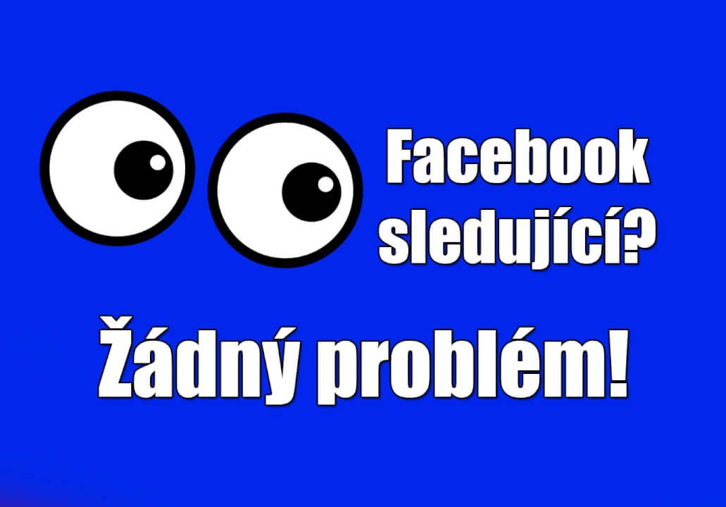 Až 1000 Facebook sledujících pro Váš profil!