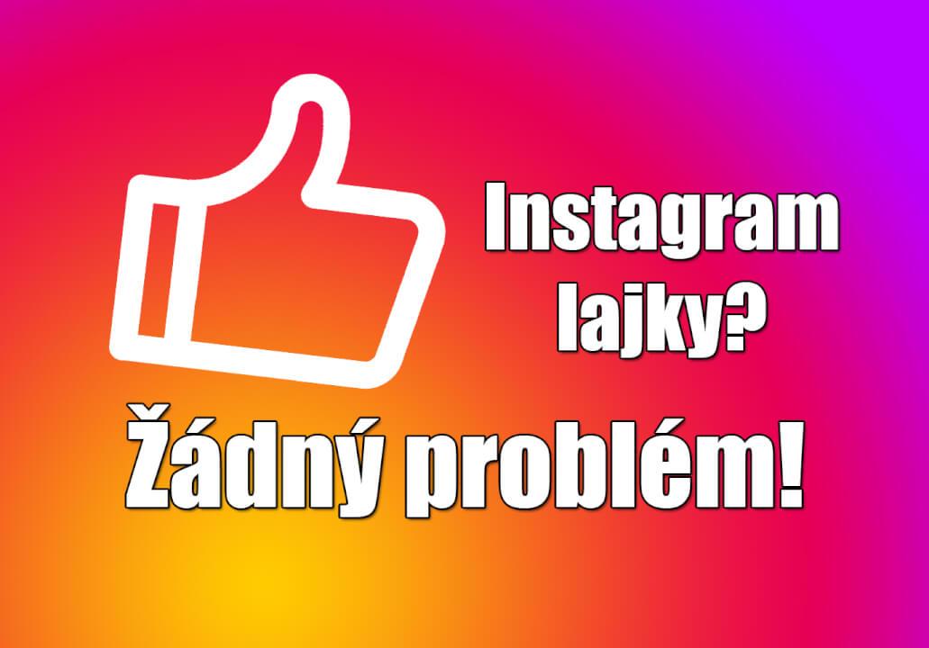 1100+ lajků na Váš Instagramový příspěvek!