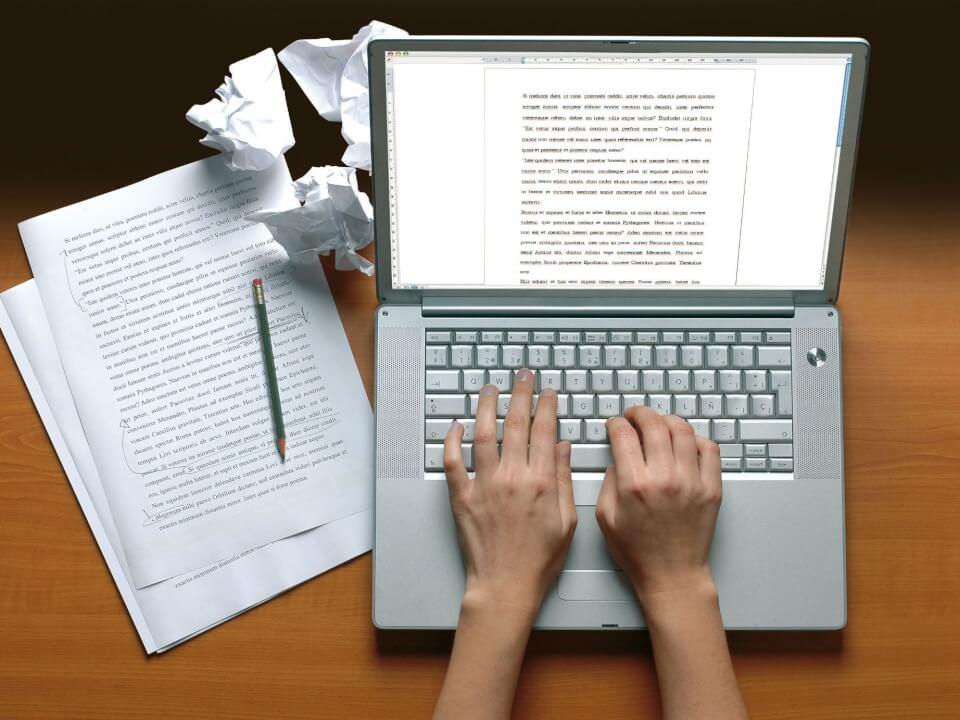 Přepis textu/mluveného slova do elektronické podoby