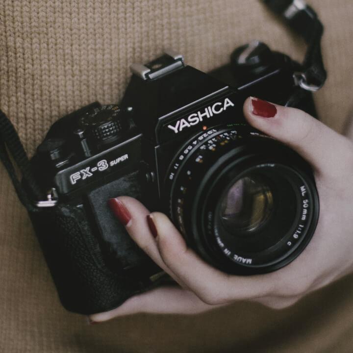 Úprava fotografií, koláže