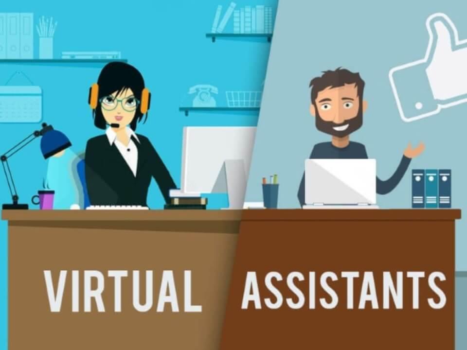 Virtuální asistent