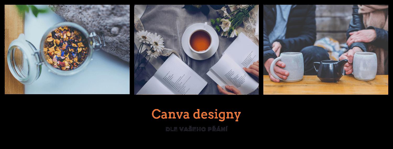 Jakýkoliv Canva design