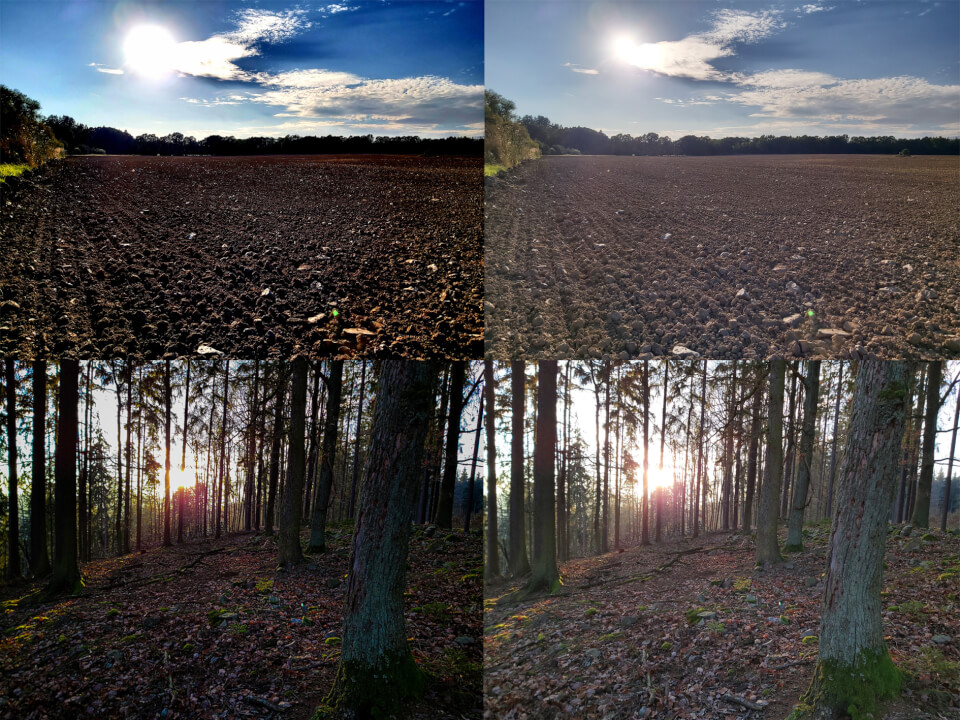 Profesionální úprava fotografií