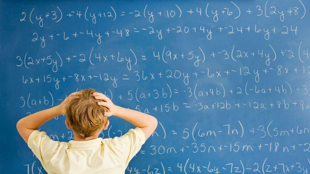 Matematika rady