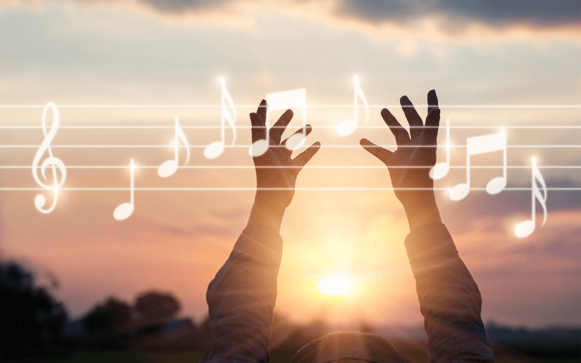 30 minut hudby či zvukových efektů pro komerční využití