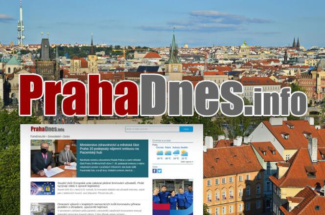 Rychlá publikace článku na portálu PrahaDnes.info