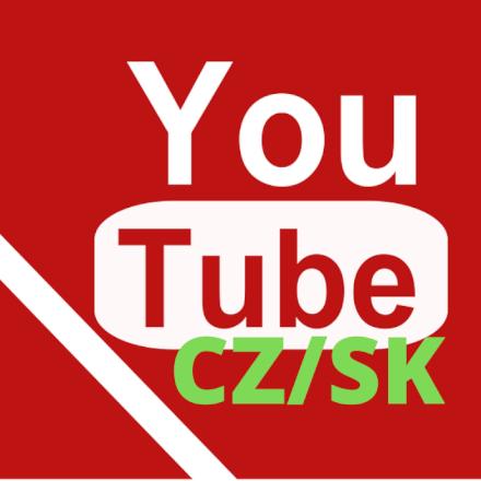 až 600 YouTube zhlédnutí převážně od CZ/SK