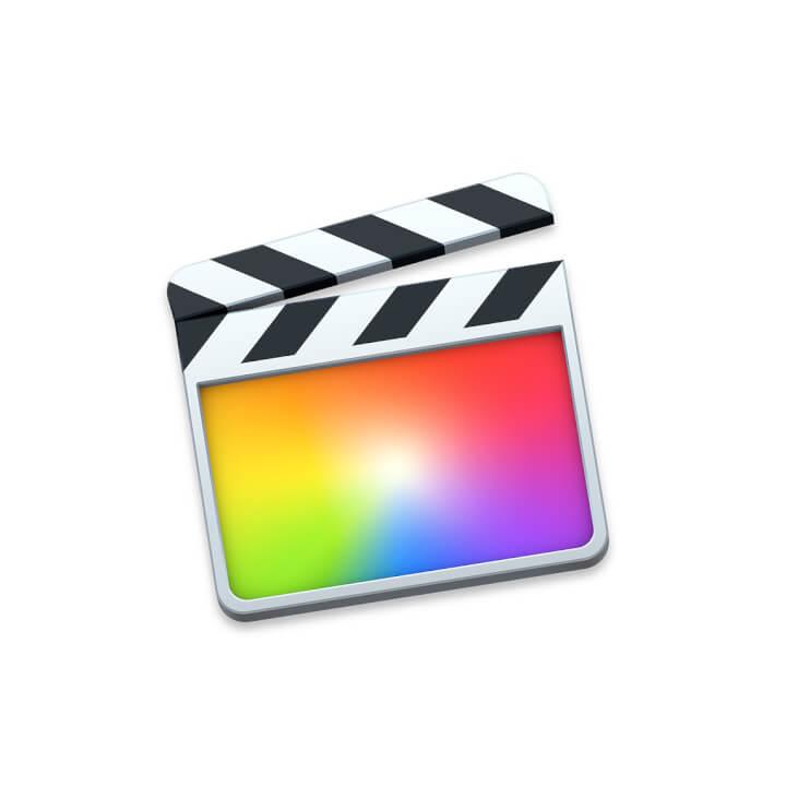 Editace videa ve Final Cut