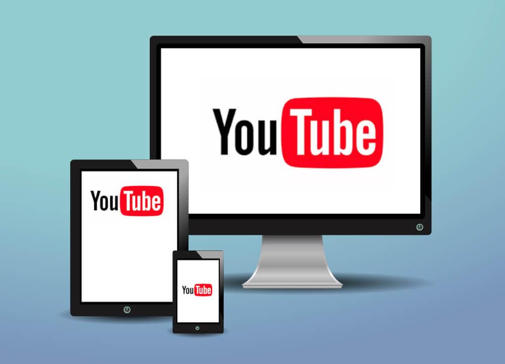 YouTube 1.000+ zhlédnutí