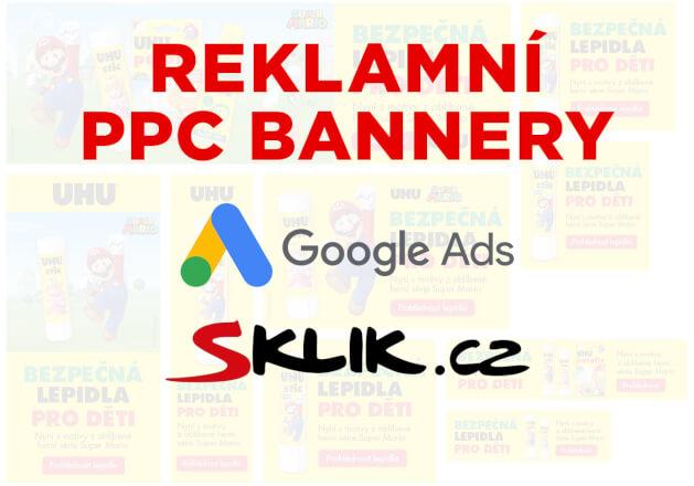 PPC bannery pro Google Ads a Sklik