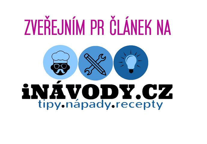 PR článek trvalo na iNávody.cz