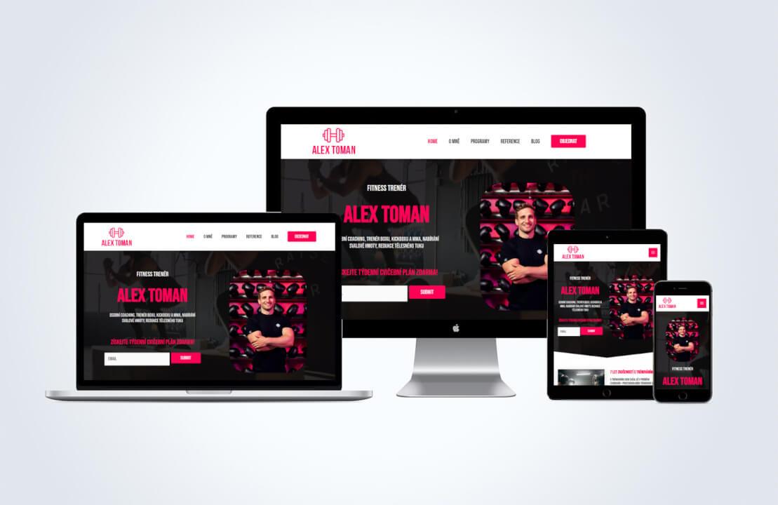 Tvorba webových stránek - Wordpress
