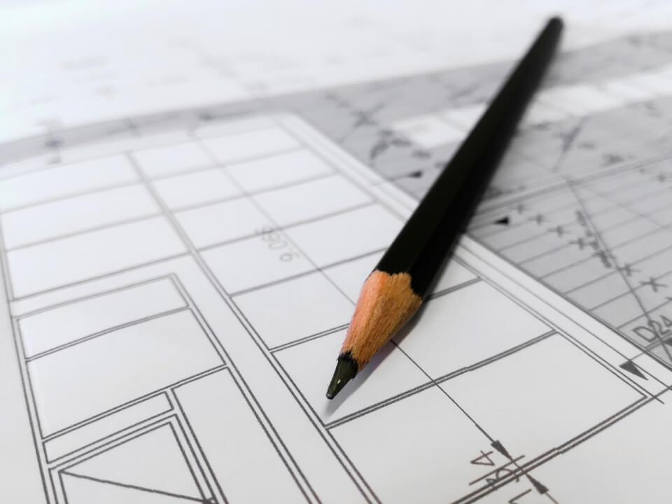 Projekce vodních staveb, překreslování technických výkresů