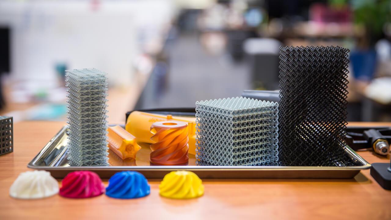 3D Tisk - materiál SLA