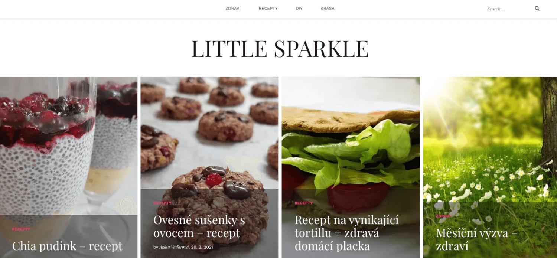Zveřejnění Vašeho článku na littlesparkle.cz