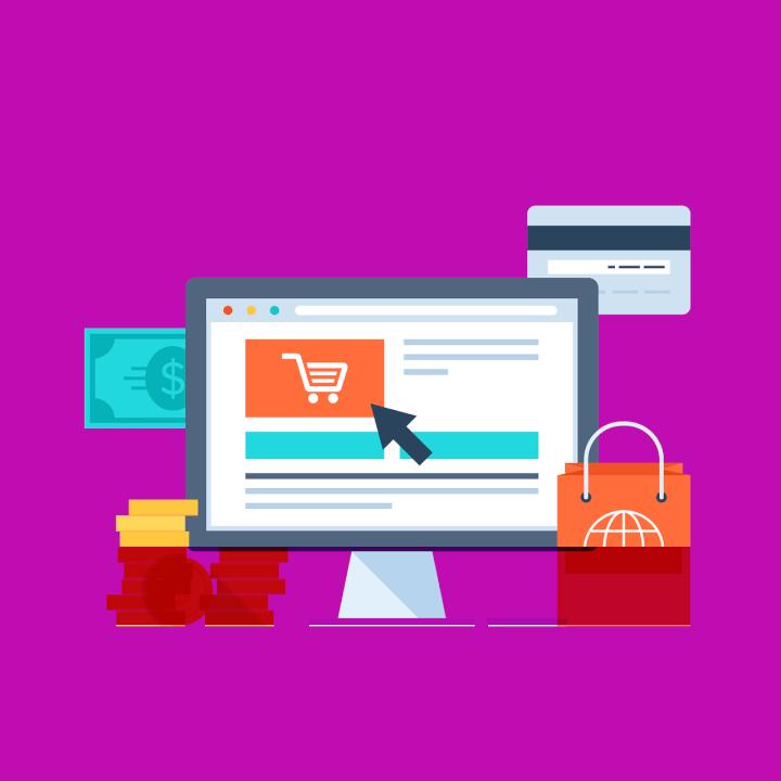 Administrace a tvorba e-shopu, správa produktů, frontendu