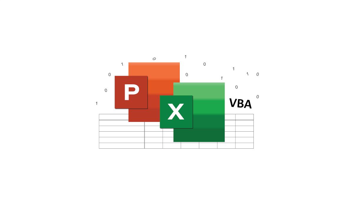 Tvorba práce v Excelu s makry / prezentace v Powerpointu