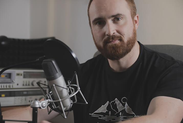 Mužský voiceover do Vašich videí