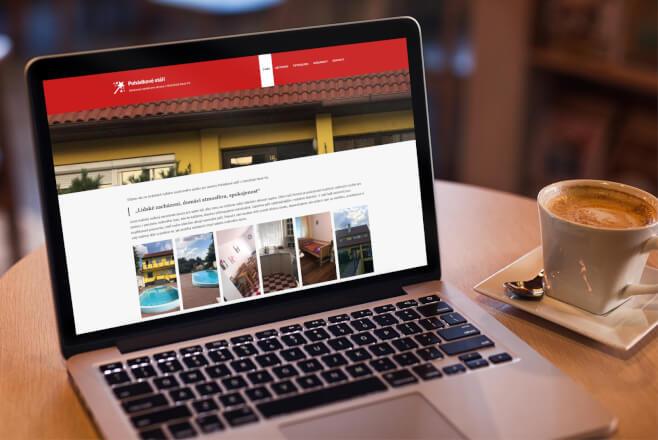 Profesionální firemní i osobní web